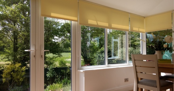 room design inside conservatory with converted conservatory roof by Projects 4 Roofing 2