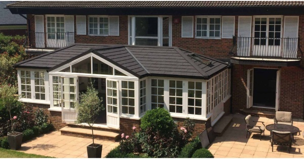 guardian warm conservatory roof by Projects 4 Roofing 2
