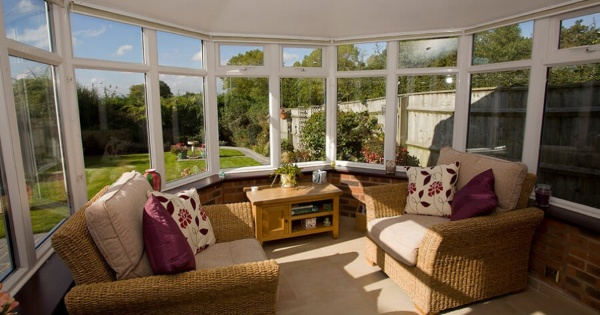 Conservatory room converted in a cheap extension by Projects 4 Roofing 2