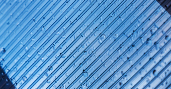 A leaking conservatory roof can cause damage to your walls
