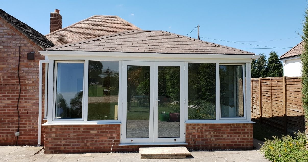 guardian warm roof installation can be installed quickly and convert your conservatory into a nicer space
