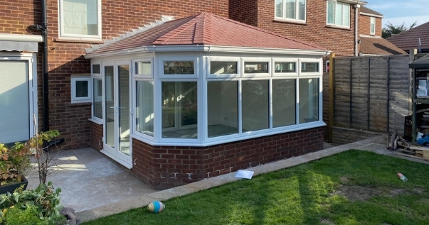 Converted conservatory ready to be enjoyed summer though winder with an insulated guardian warm roof installed by Projects 4 Roofing.