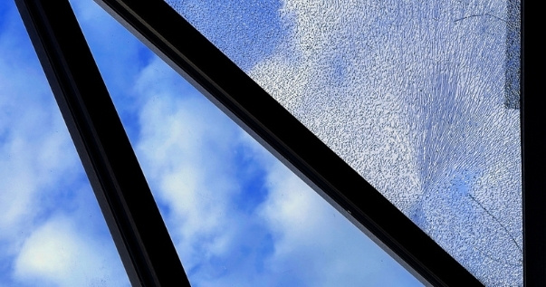 Glass conservatory roof cracks and turns into a leaking conservatory roof, due to the poor materials being used.