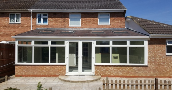Roofing Project from Projects 4 Roofing a reputable conservatory roofing installer
