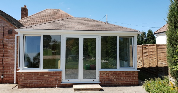 Guardian Warm Roof Conservatory Roof Conversion by Projects 4 Roofing