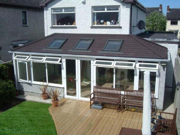 Conservatory Roof Barhill