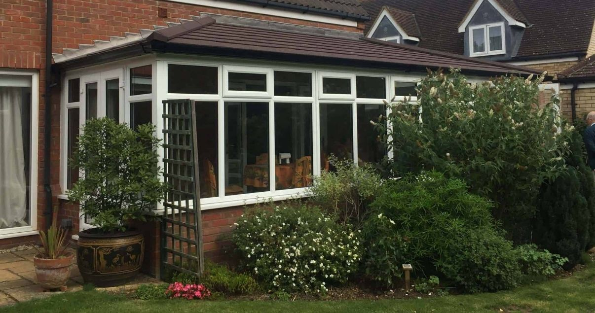 Converted conservatory by Projects 4 Roofing