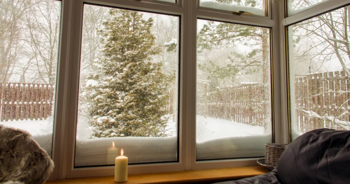 Warm Conservatory insulation prevents the cold weather from going in